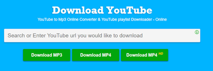 download youtube video playlist