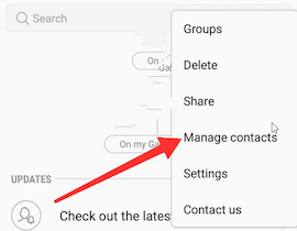 How To Backup Contacts On Android