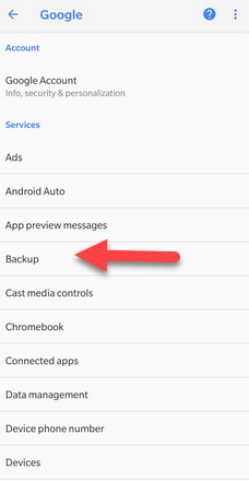 How To Backup Text Messages On Android