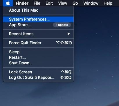 How to Create a WiFi HotSpot in MacBook