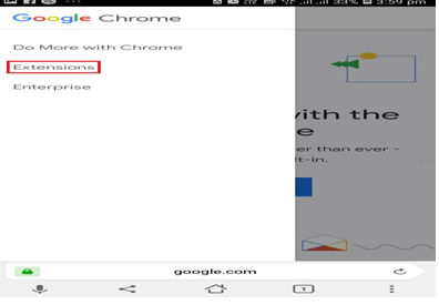 How to Install Google Chrome Extensions on Android Browser