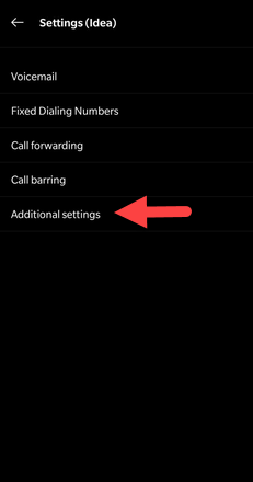 How to block your number when calling on android