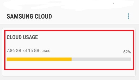 How to Access Samsung Cloud Storage