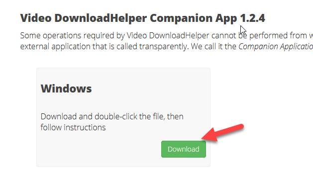 How to download Embedded video from any website