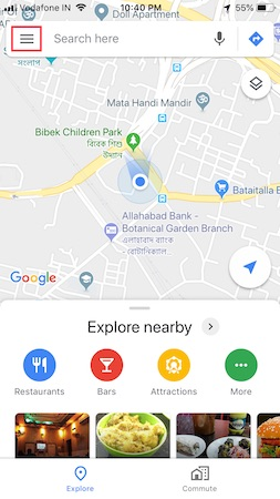 How to Change the Google Maps Voice on Android/iPhone