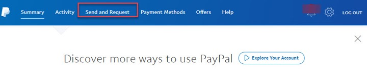 HOW TO SEND PAYPAL INVOICE