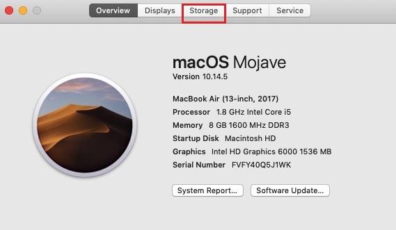 How to backup Mac to icloud