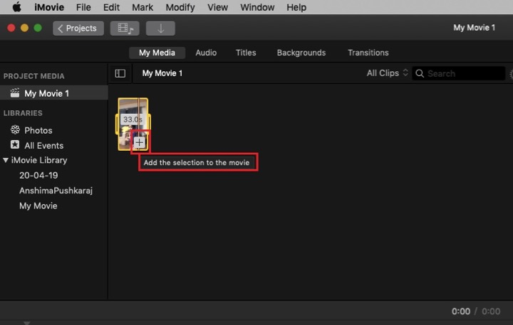 How to convert mov to mp4 on mac