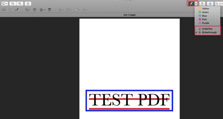 How to edit a pdf on mac