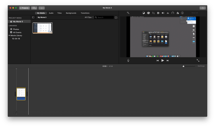 How to Edit Videos On Mac