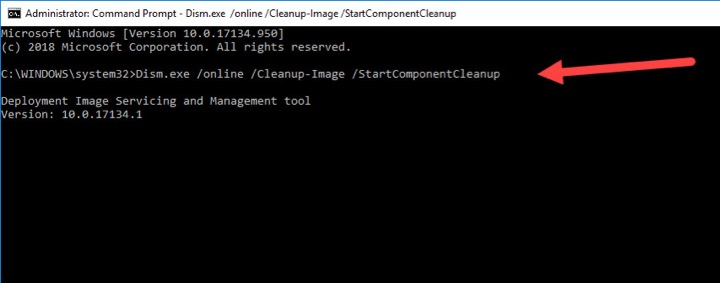How to Save Space by Cleaning Windows' WinSxS Folder