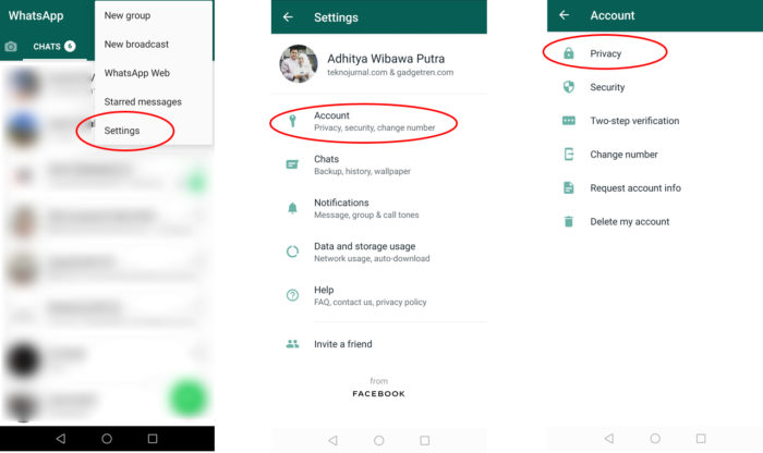 How to Delete Blocked Numbers on WhatsApp