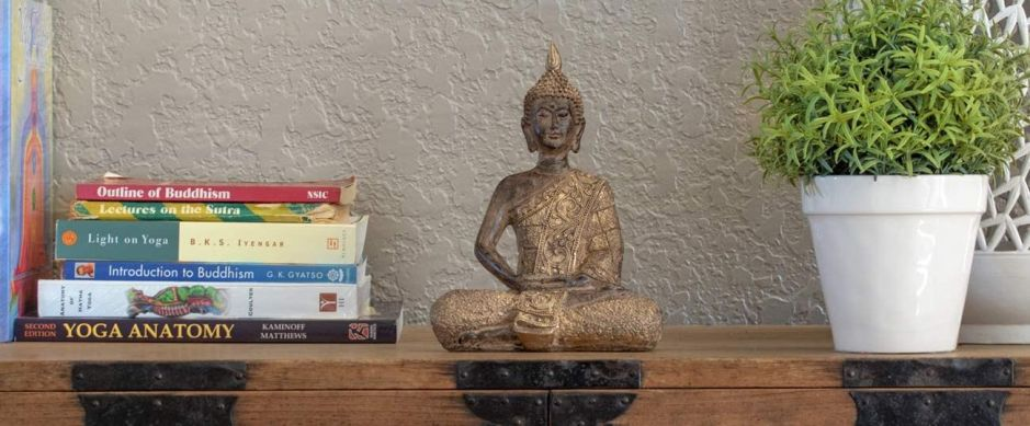 4 Buddha statuettes to help you keep your inner peace