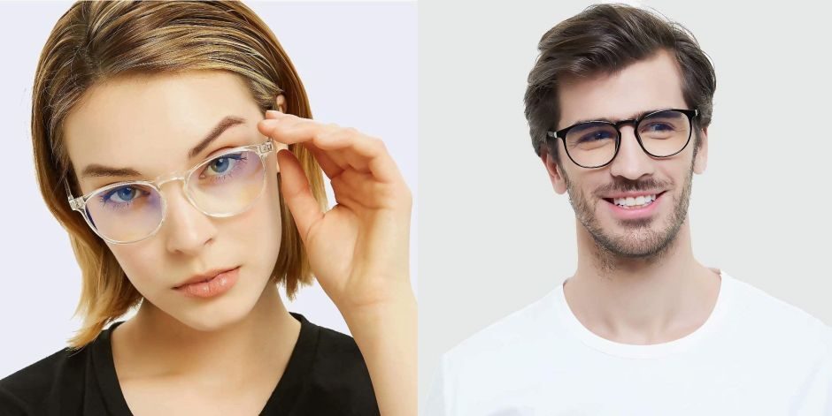 5 glasses that will protect your eyes from computer glitter