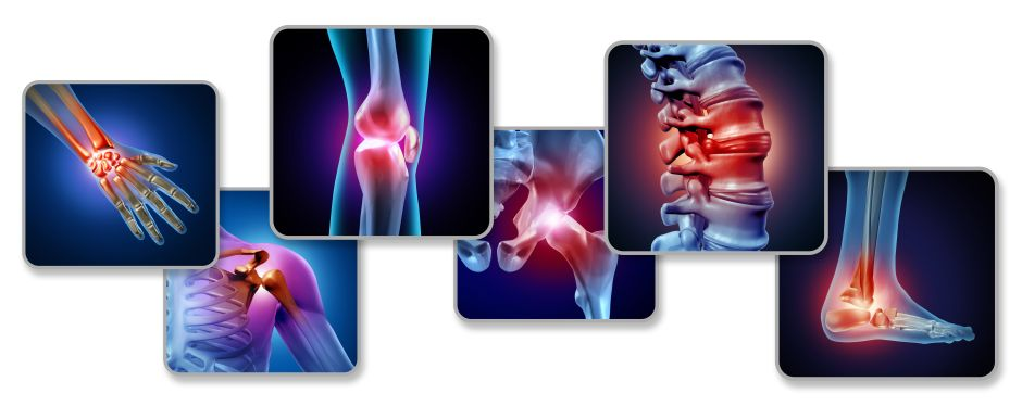 Supplements to relieve joint pain in older people