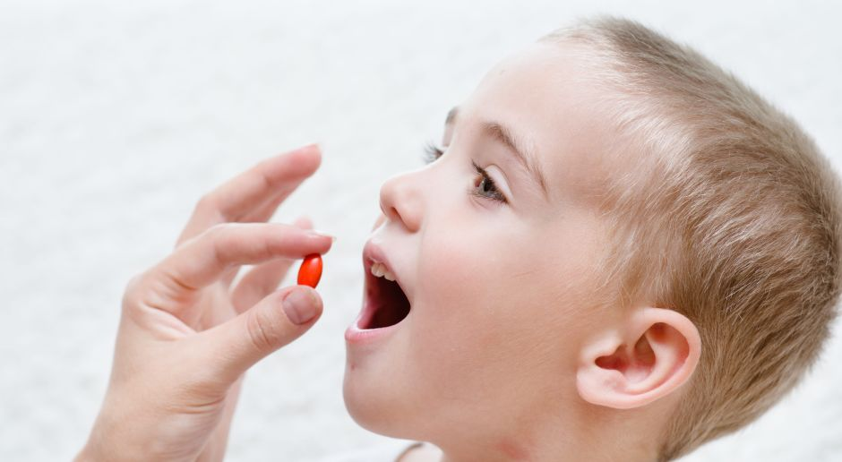Top 5 vitamins to keep your kids healthy