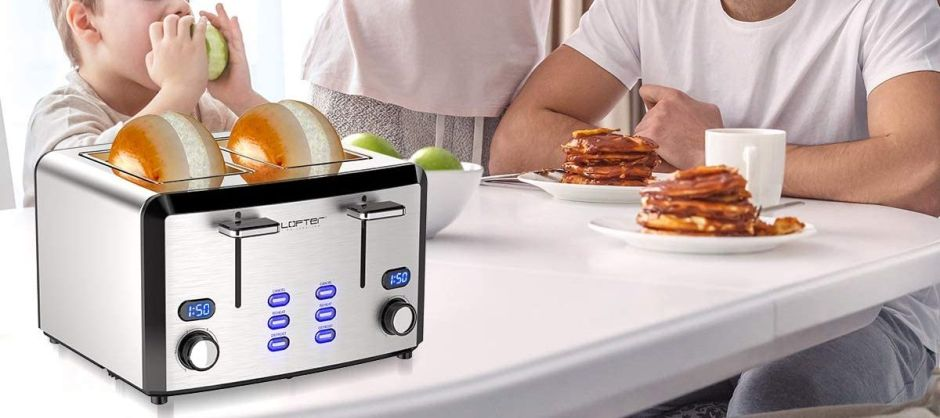 What is the best bread toaster for breakfast?