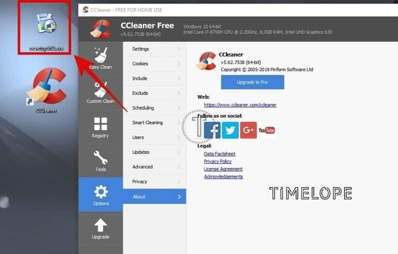 Download CCleaner Free