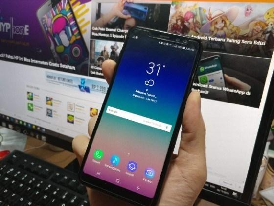 How to take the latest Samsung screenshots