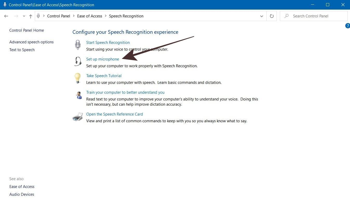How to Setting Windows 10 Microphone