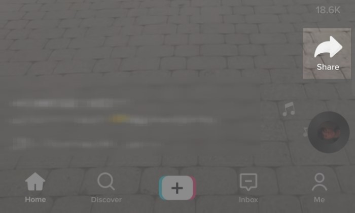 How To Download TikTok Without Watermark Without Application 1