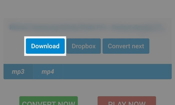 How to Download Songs From YouTube 8